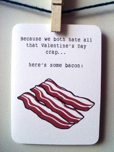 bacongreaterthanval