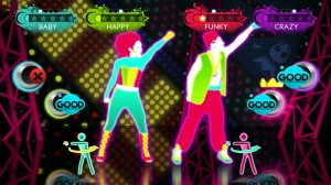 Just Dance party