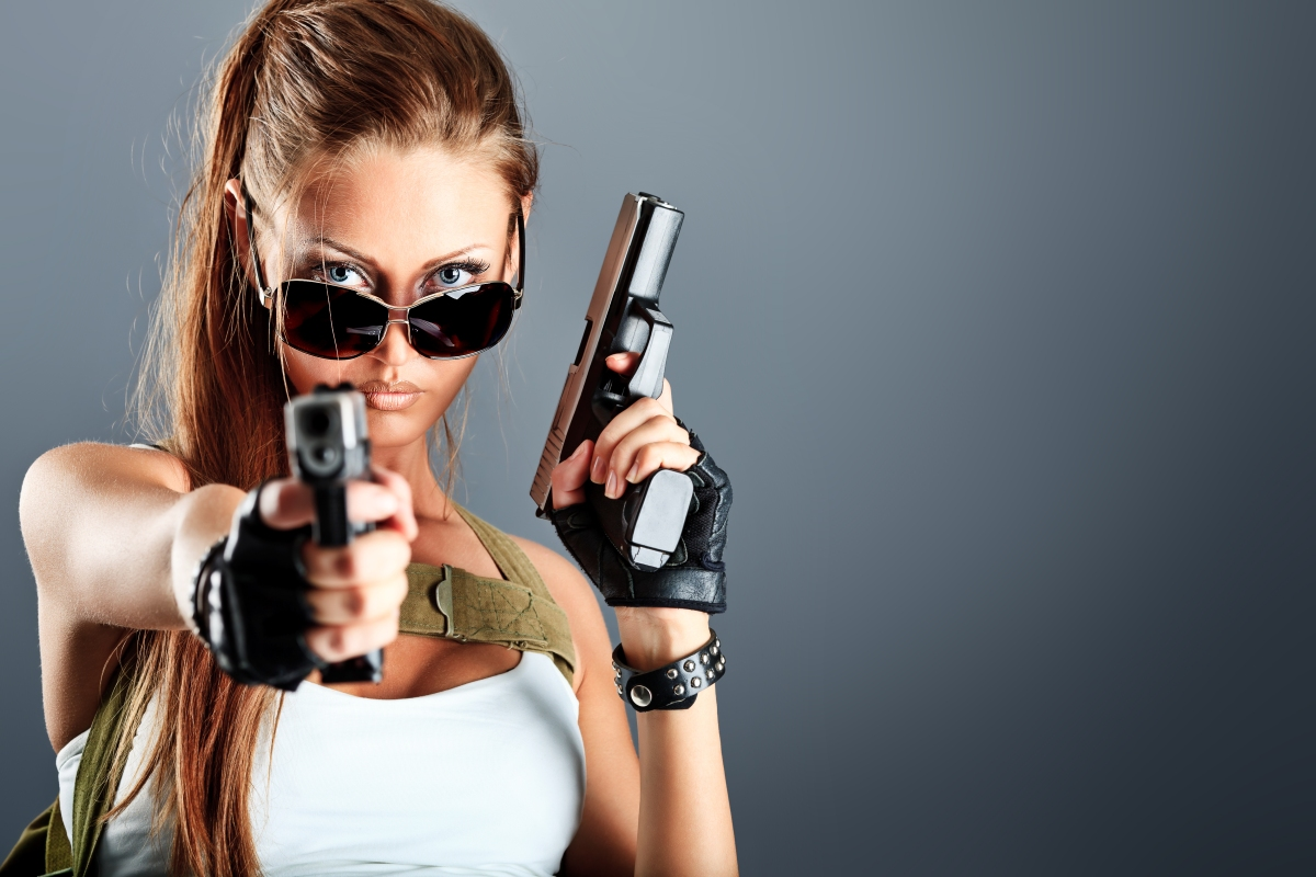 Gun Owners: Do Posts From These Pistol Princesses Get You Fired Up?